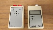 Fotec  S765-ML & M702A Fiber Optic Test Equipment Power Meter Loss tester