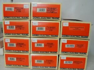 Lot Of 11 Lionel Disney Boxcars  All Different All New In Box