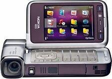 2017 ORIGINAL Nokia N93i Silver Brown 100% UNLOCKED Smartphone GSM WARRANTY FREE