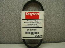Dayton 3L170G V-Belt, NEW