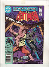 DETECTIVE COMICS #499 VF/NM