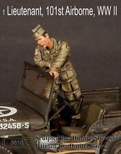 Soga Miniatures 3510 1/35 1-Lieutenant, WWII US 101st Airborne Division