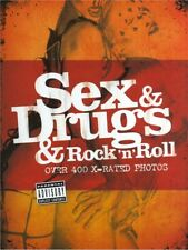 Sex And Drugs And Rock N Roll Reference Biography Guide MUSIC GIFT PRESENT BOOK