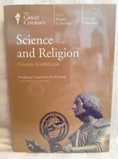Great Courses - Science And Religion DVD & Course Guidebook! 2 DVDs! (Discs) R14