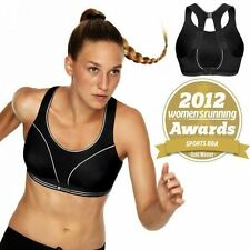 AWARD WINNING NEW DRY ACTION SYSTEM SHOCK ABSORBER ULTIMATE RUN SPORTS BRA 32D