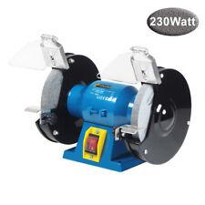230 Watt Schleifbock / 5,4kg Doppelschleifbock Schleifmaschine Doppel Schleifer
