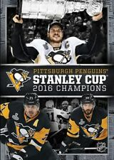 PITTSBURGH PENGUINS 2016 NHL STANLEY CUP CHAMPIONS New Sealed DVD