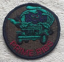 US AIR FORCE PATCH Security Base Defense Prime RIBS BDU Green Subdued Badge USAF