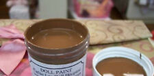 Cl10 Brown Hair Paint for Composition Doll Repair