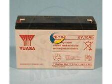 Batterie Yuasa wartungsfrei 6V 10AH
