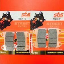 Aprilia RSV 1000 Mille 97 > 01 SBS Front Brake Pads Sinter EO QUALITY 706HS