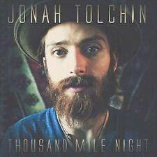 Thousand Mile Night 0634457243125 by Jonah Tolchin CD
