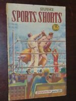 Sixpence Sports Shorts No.5. Dynamite Goes Up by G.C. Bleeck & Globes Of Death