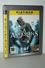 ASSASSIN'S CREED USATO OTTIMO SONY PS3 EDIZIONE ITALIANA PLATINUM AS3 50248