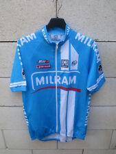Maillot cycliste MILRAM SMS SANTINI Erik Zabel Tour 2006 cycling shirt UCI Pro