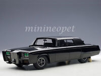 AUTOart 71546 BLACK BEAUTY GREEN HORNET TV SERIES 1/18 DIECAST MODEL CAR BLACK