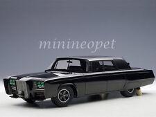 AUTOart 71546 BLACK BEAUTY GREEN HORNET TV SERIES 1/18 DIECAST MODEL CAR BLACK