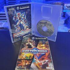 Custom Robo Battle Revolution Gamecube Japan Import JP US Seller