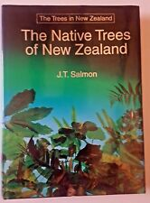 THE NATIVE TREES OF NEW ZEALAND, J.T. Salmon (VG - hc)