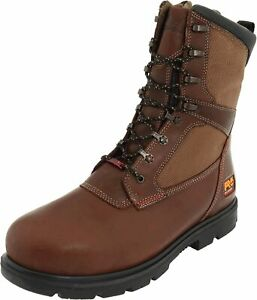 "Timberland Pro Safety Toe Thermal Force 9"" insulated Work Boots"