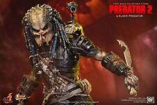 "Hot Toys 1/6 Predators 2 Mms233 Elder Predator Masterpiece 14"" Action Figure"