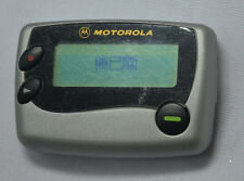 MOTOROLA PAGER BEEPER SMS TEXT EMERGENCY SRVS FOR ARDUINO PARTS 90s TBT UNTESTED
