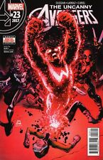The Uncanny Avengers #23 Comic Book 2017 - Marvel