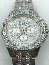 Bulova Men's Crystal Watch - 96C134