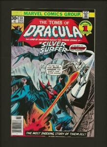 Tomb of Dracula 50 VF/NM 9.0 High Definition Scans