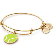 ALEX AND ANI Team USA Tennis Charm Bangle ~D-63