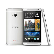 4.7'' NEW HTC One M7 - 32 GB - Silver - (Unlocked) Android Mobile Phone