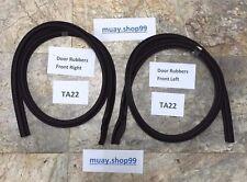 Weatherstrip Door Rubber Seal Set For Toyota Celica RA20 RA21 RA22 TA22 RA23 25