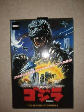 NECA Godzilla 1985 Return of Boxed Version 65th 2019 New MISB