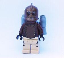 Custom Rocketeer minifigures lego bricks