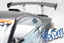 2x Lufteinlass Air Intake 1/10 Scale Karosserie Body Seitenscheibe