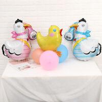Cute Chick Easter Decor Aluminum Film Cartoon Balloon Happy Easter Decoration