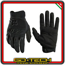GUANTI FOX DIRTPAW 2021 Nero MOTO CROSS ENDURO MOTARD ATV CICLISMO BICI MTB BMX