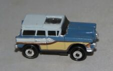 Vintage Micro Machines Pacer Edsel Bermuda Wagon Private Eye Car Vehicle Galoob