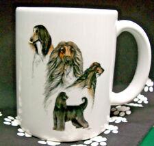 Afghan Hound Coffee Mug ~ New