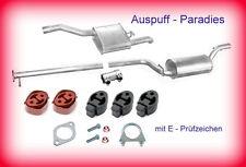 Abgasanlage Auspuffanlage Ford Focus 1.8 Di/TDDi/TDCi Tunier / Kombi Typ DNW+Kit