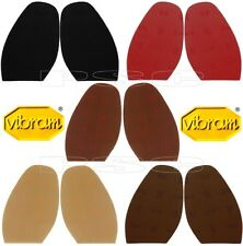Mens Vibram Rubber Soles 1.8mm thick Stick On Soles