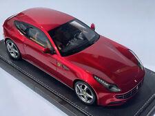 BBR Ferrari FF Street Red Maranello 1:18 no MR CMC