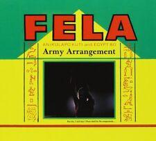 Fela Kuti - Army Arrangement [CD]
