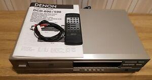 Denon dcd 590 CD Spieler