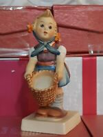 "Vintage Hummel German Figurines #73 ""Little Helper"" TMK-3 -Stylized Bee 1960"