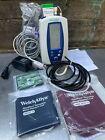 Welch Allyn 420 Spot Vital Signs Monitor 42NTB w/ NEW Battery/SpO2/BP Hose/CUFFS