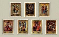 Hungary 1975. Paintings - Icons wonderful set MNH (**) 3081-3087 / 5 EUR