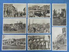 8 x CPSM genre carte MAXIMUM : JOURNEE DU TIMBRE EPINAL OCTOBRE 1945 LIBERATION