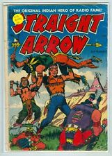 Straight Arrow #17 September 1951 G