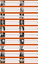 60 titolo strisce Marilyn Monroe Wurlitzer Seeburg rockola JUKEBOX AMI